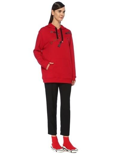 Red Valentino Sweatshirt Kırmızı